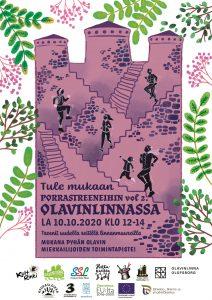 Porrastreenit Olavinlinnassa vol.2
